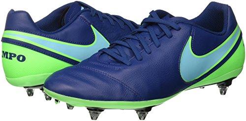 Nike Ii De Chaussure Homme Genio Bleu Cuir Football Polaris vert Ctier En Vert Pour Tiempo Rage bleu qEHAn0Hr