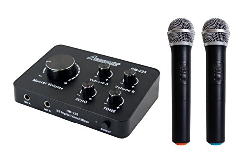 Top 10 Karaoke Mixer For Home Theater Of 2019 No Place