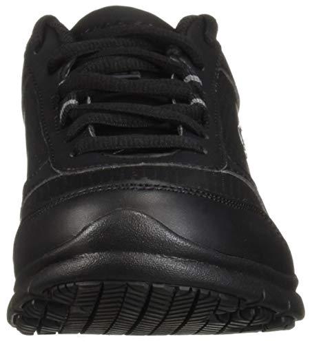 Skechers 77221BLK Womens Black Nabroc SR qUH4q