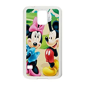 Disney Mickey and Minnie Case Cover For samsung galaxy S5 Case