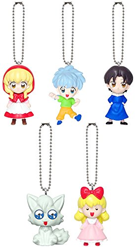 Gashapon Akazukin Chacha Swing Set