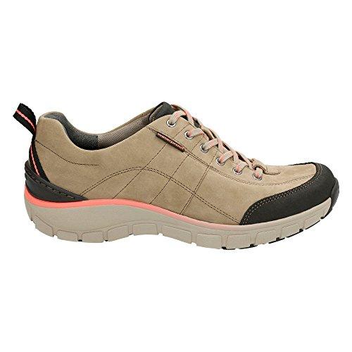 sale footaction CLARKS Women's Wave Trek Sneaker. Taupe cheap sale really nEiig