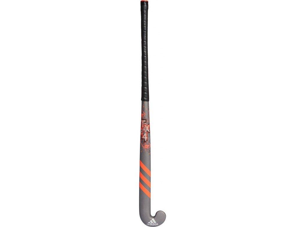 size 40 b137c 7cccf adidas TX24 Core 7 Field Hockey Stick Silver  Amazon.co.uk  Sports    Outdoors