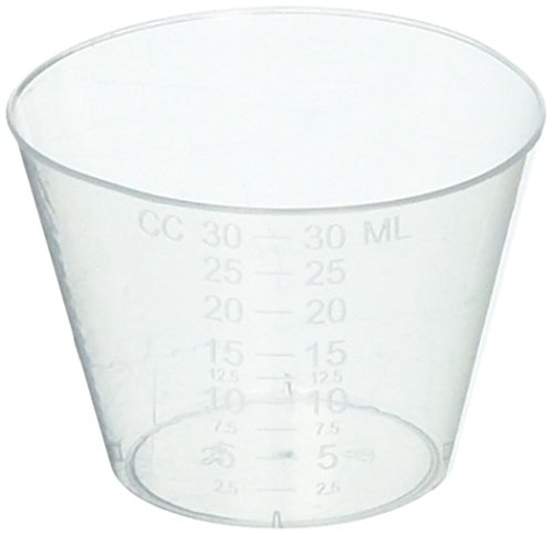 (VersaPro 5000 Medicine Cups Disposable 1oz. Graduated - 1)