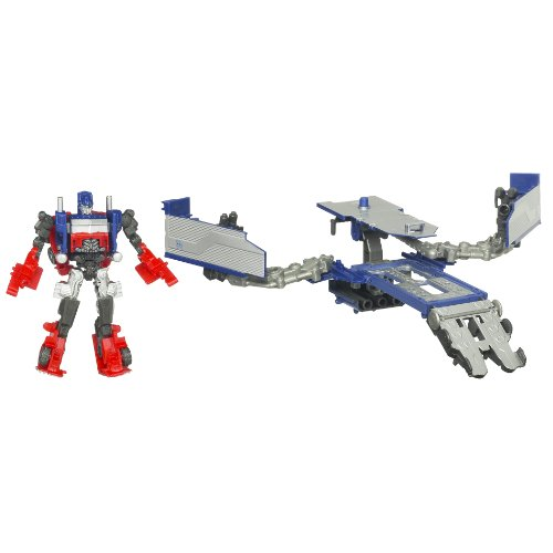Transformers: Dark of The Moon - Cyberverse - Armored Optimus Prime