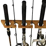 Rush Creek Creations 2 in 1, 8 Fishing Rod/Pole