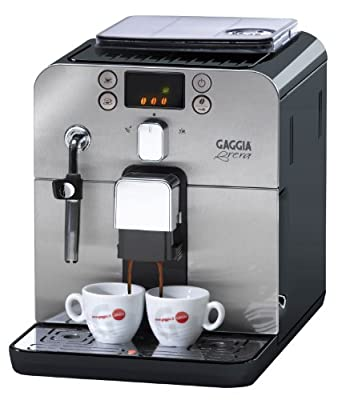 Gaggia Brera Superautomatic Espresso Machine from Gaggia