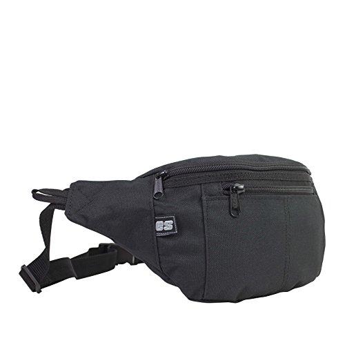 eastsport-belt-bag-black