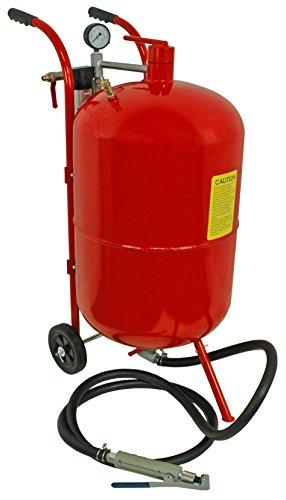 Homak RD00913191 Abrasive Pressure Pot, 10Gallon