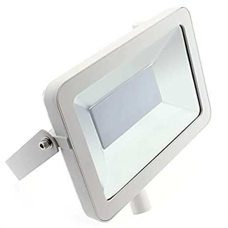 Proyector Led Tablet chip Lumileds, Detector de presencia, 100W, Blanco neutro: Amazon.es: Iluminación