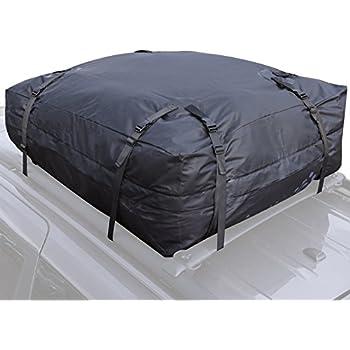 Amazon Com Car Roof Rack Bag 100 Waterproof Roof Top