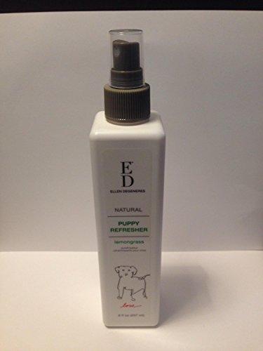 ED Ellen DeGeneres Lemongrass Puppy Refresher Spray by World Global Trading
