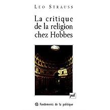 Critique de la religion chez Hobbes (La)