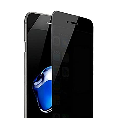 iPhone 7 Privacy Screen Protector, ANKoon Premium [No Dark Version] Anti-Spy Tempered Glass Screen Protector for iPhone 7 4.7'' (Not for iPhone 7 (Privacy Screen For Not)