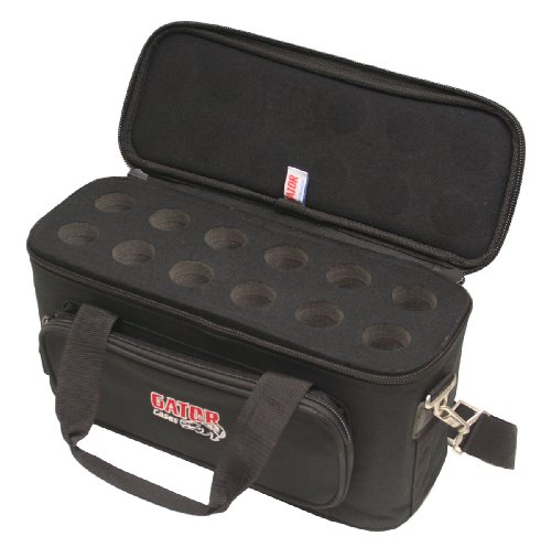 Gator Cases GM 12B Carry Microphones