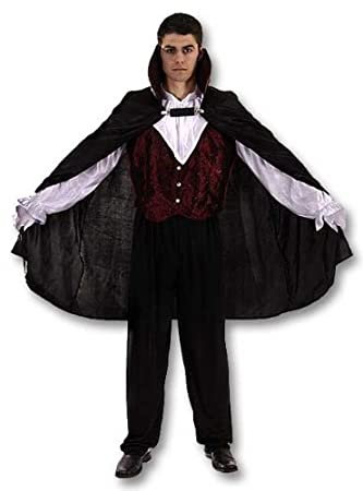 8a1d33b4c305 Henbrandt Mens Gothic Vampire Costume: Amazon.co.uk: Toys & Games