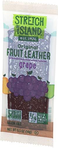 Stretch Island Harvest Grape Fruit Leather, 0.5 Ounces