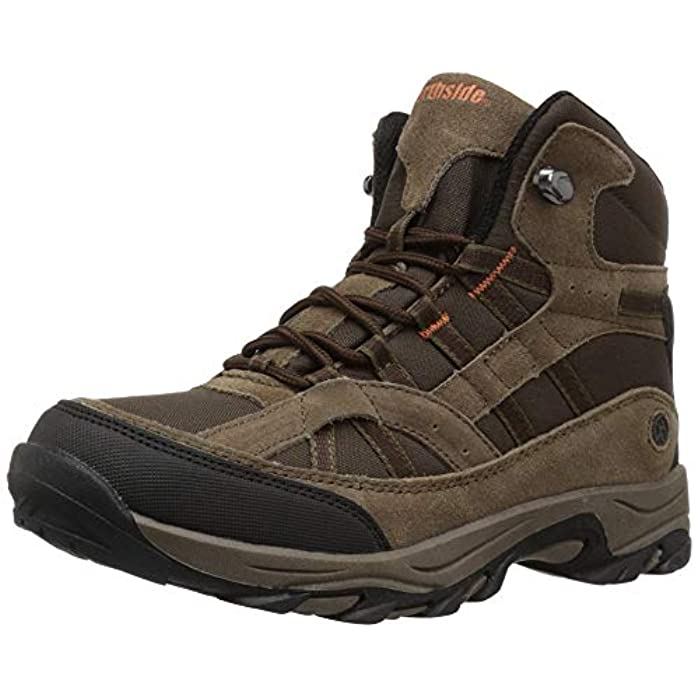 Northside Unisex-Child Rampart Mid Hiking Boot