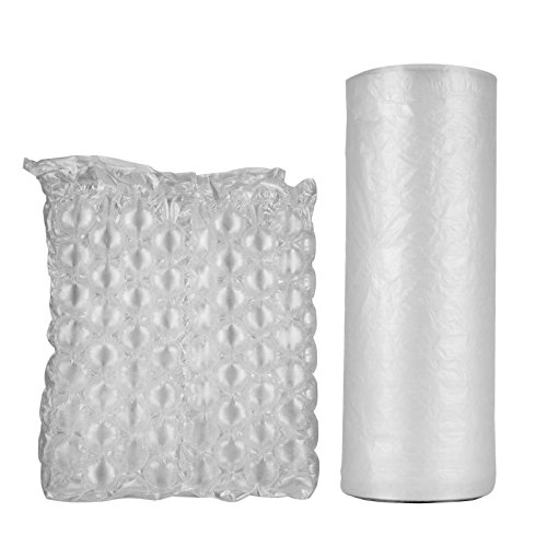 Superland 984Ft Length Air Small Pillow 300M Air Cushion Films Roll of 984' x 16'' Air Pillow Bubble Bags Film Air Cushion Filler for Mini Air Cushion Machine (Air Cushion Films)