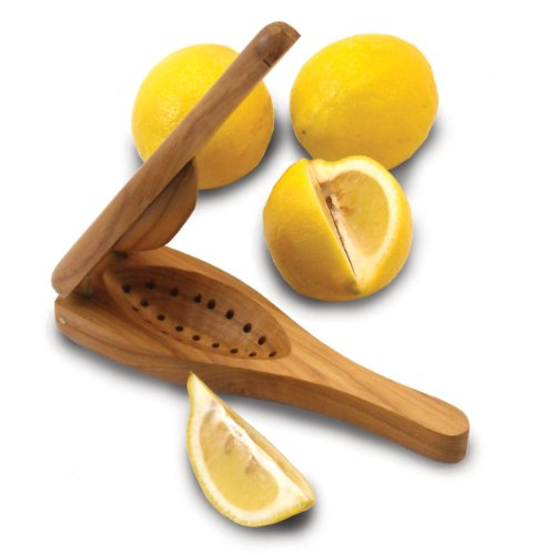 Enrico 1260 EcoTeak Wood Lemon Squeezer