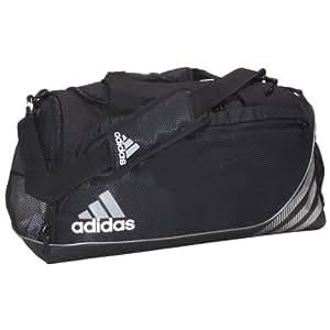 adidas Team Speed Medium Duffel Bag, Black