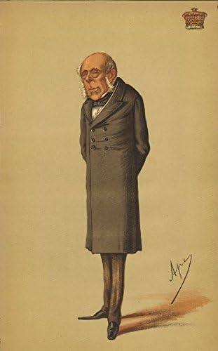 Politique Étrangère : Clarendon Ministre. Vanity Fair espion ...