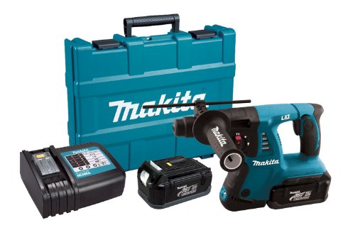 Makita HRH01 36-Volt LXT Lithium-Ion Cordless 1-Inch Rotary Hammer Kit (Discontinued by Manufacturer)