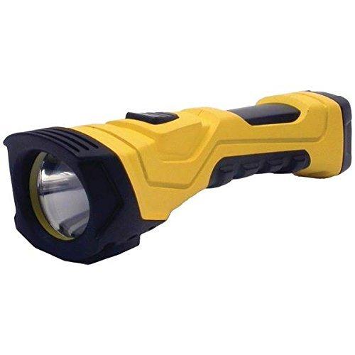 190-Lumen LED Cyber Light Flashlight - Yellow