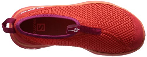 Moc poppy Rx Scarpe Trail Running Red Salomon poppy Rosso Donna 24 W 0 Da Red 3 sangria 54CqOwxOT