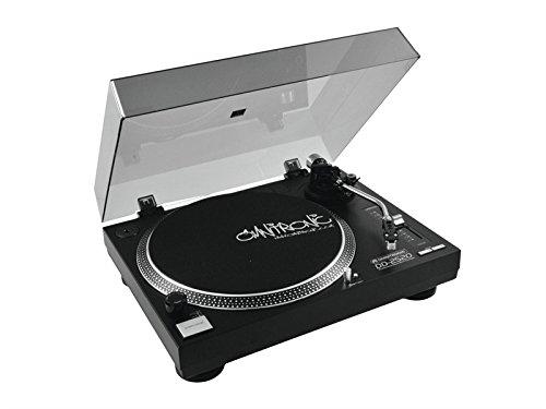 Giradischi-Piatto-Dj-Professionale-Omnitronic-DD-2520-USB-NERO