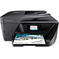 HP OfficeJet Pro 6975 All-in-One Printer - Color - Thermal Inkjet - Print/Copy/Scan/Fax - 600 x 1200 dpi Printing - 1200 x 1200 dpi hardware scanning - 225-sheet input tray, 35-sheet ADF, 60-sheet out