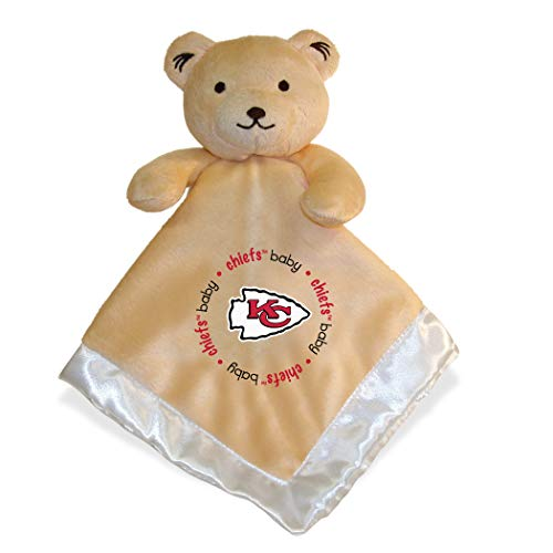 - Security Bear | Cute Newborn Baby Boys Girls Plush Blanket and Animal Security Blanket Set | Kansas City Chiefs