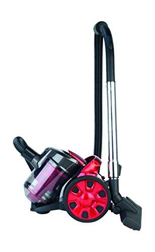 Beldray BEL0456 Compact Vac Lite Vacuum Cleaner, 1000 W, Red