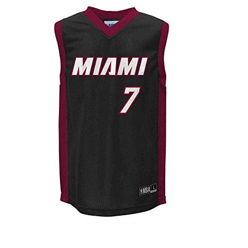 OuterStuff NBA Miami Heat Youth Goran Dragic Jersey, XSmall