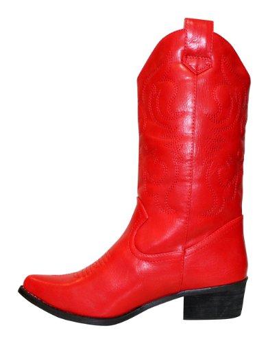 Surdelle Surdelle donna Rosso Surdelle Stivali donna Stivali Rosso Stivali donna Surdelle Rosso donna Stivali EwEO1qAH5