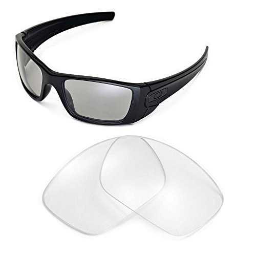 3a3ed70ea6 Walleva Replacement Lenses for Oakley Fuel Cell Sunglasses -Multiple  Options Available (Clear) - Buy Online in Oman.