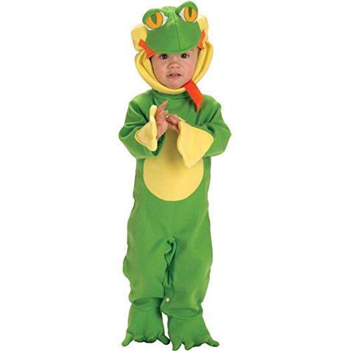 Unique Newborn Baby Frog Costume (Size: -