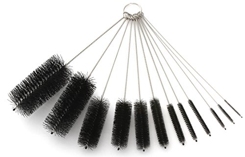 labrat-supplies-lrs-1280-8-inch-nylon-tube-brush-set-12-piece-variety-pack