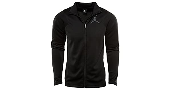 800912 - 010 Hombres vuelo chaqueta Jordania negro/antracita: JORDAN: Amazon.es: Coche y moto