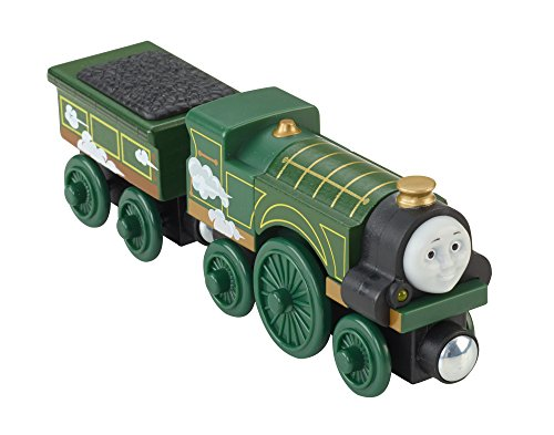 (Fisher-Price Thomas & Friends Wooden Railway, Roll and Whistle Emily)