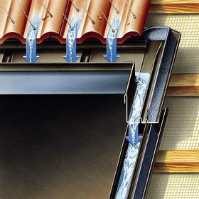 Velux Dachfenster Ggu Schwingfenster 78x118cm Mk06 0070 Thermo