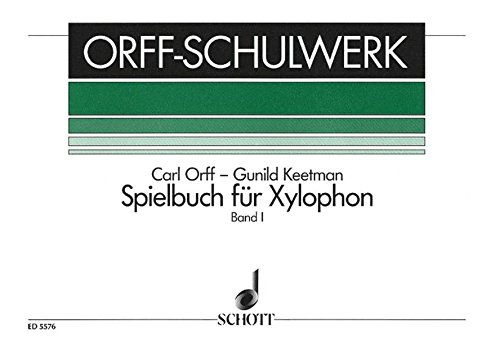 Spielbuch fur Xylophone - One Player German Text  (Tapa Blanda)