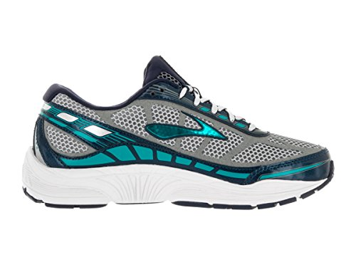 Running Brooks Weiß Blau Grau 8 Dyad Shoes Competition Donna rE8HEqgz