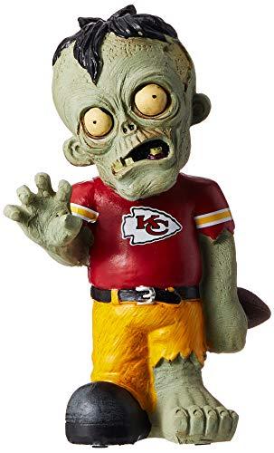 (Kansas City Chiefs Resin Zombie Figurine)