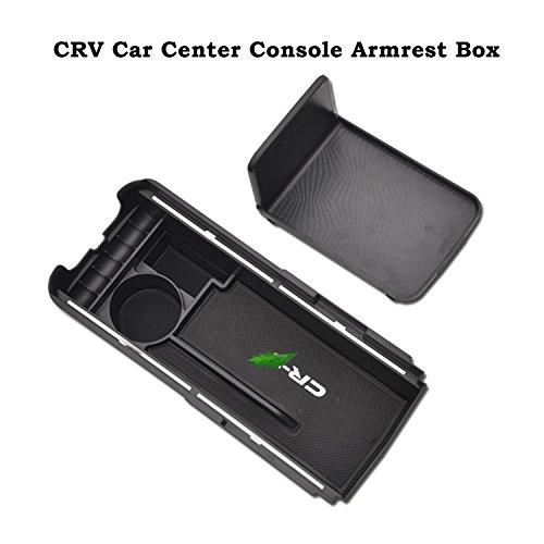 Honda Crv Interior Accessories - 2017 2018 Honda CRV Car Accessory Center Console Organizer Storage Box Tray