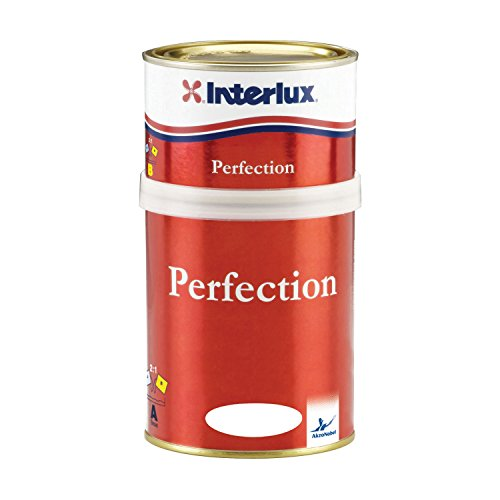 Interlux YHB000KIT/QT Perfection Topside Finish (Snow White, Quart), 32. Fluid_Ounces