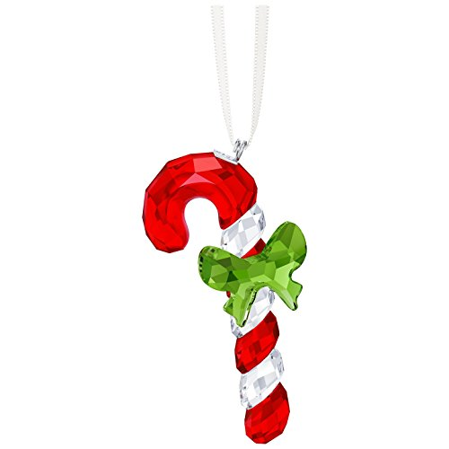 Swarovski Candy Cane Ornament
