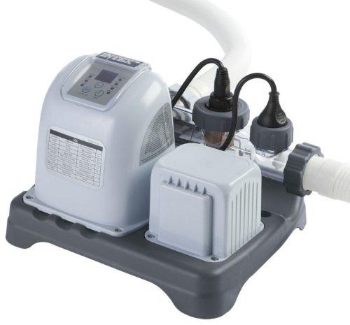NEW! INTEX Easy Set Saltwater System Pool Chlorinator