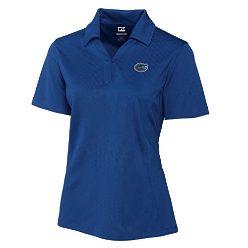 NCAA Florida Gators Women's Genre Polo Tee, Small, Tour - Polos Gators Florida