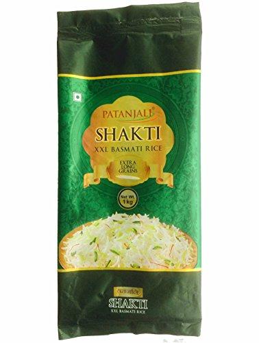 Patanjali Shakti XXL Basmati Rice, 1kg